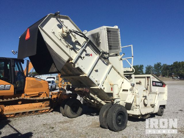 2012 Terex Shuttle Buggy