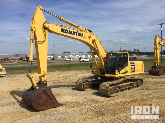 2014 Komatsu Excavator