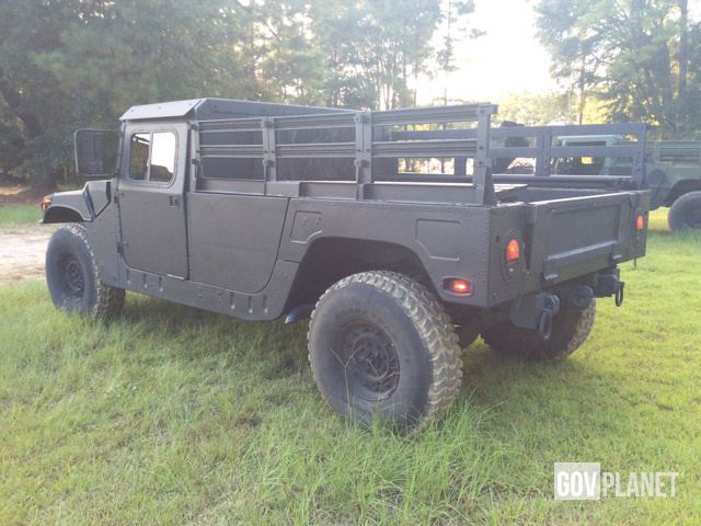 1999 Am General M1123 Humvee Hmmwv In Albany Georgia