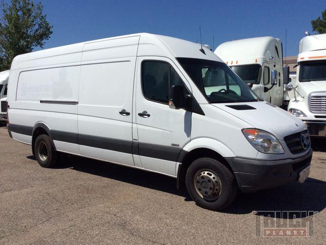 2012 mercedes benz sprinter 3500 cargo van in new brighton for Mercedes benz sprinter cargo van for sale