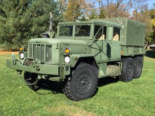 Trucks - 2 1/2 Ton Cargo