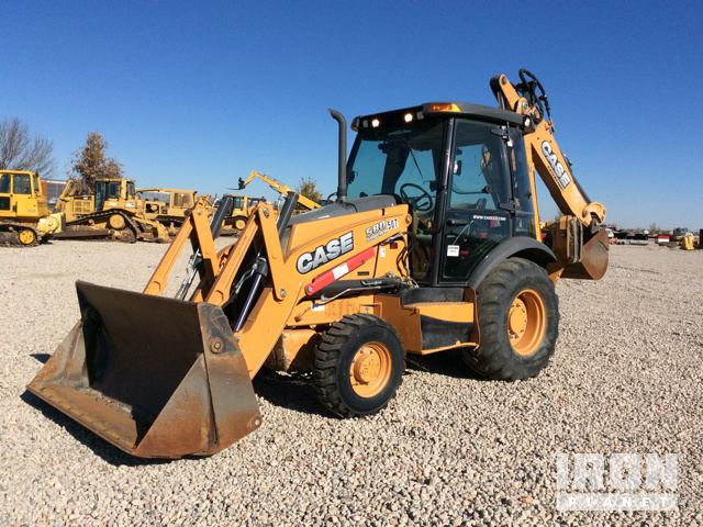2013 Case Backhoe Loader