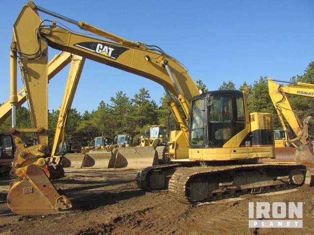 2004 Cat Excavator