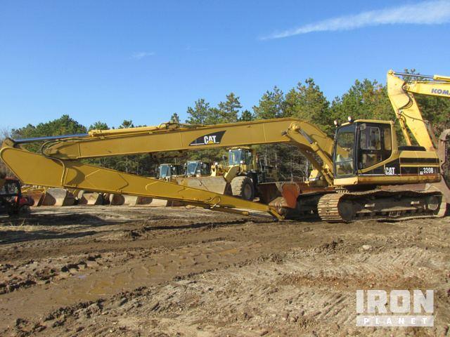 Cat 320BL Excavator