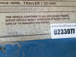 Federal Motor Vehicle Standards Compliance Label