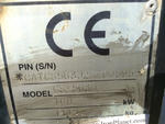 CE Mark (on or near data plate)