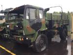 1995 Stewart & Stevenson M1078 LMTV 4x4 Cargo Truck