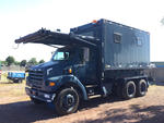 2001 Sterling LT7500 6x4 Aircraft Cargo Loader