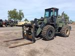 International Hough M10A Rough Terrain Forklift