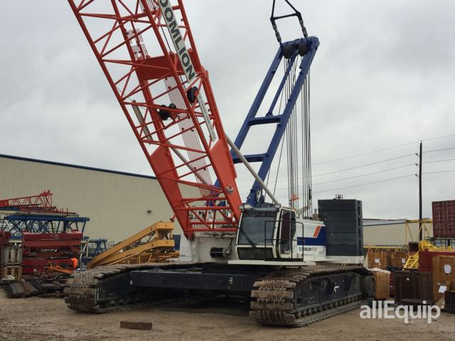 Detail photo of 2013 Zoomlion QUY260 from Construction Equipment Guide