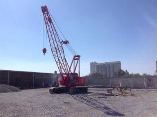 Cranes - Crawler