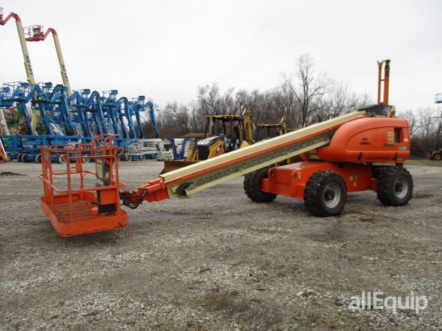 2004 jlg 600s 4wd diesel telescopic boom lift in terre haute 2004 jlg 600s 4wd diesel telescopic boom lift