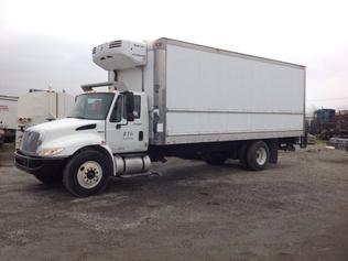 Trucks - Refrigerated