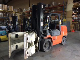 Forklifts - Cushion Tire