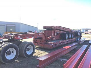 Trailers - Removable Gooseneck