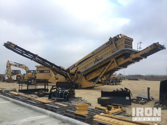 Detail photo of 2013 IROCK TS-522TD from Construction Equipment Guide