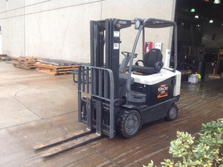 Forklifts - Electric