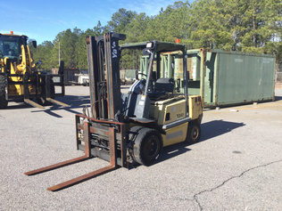 Forklifts - Pneumatic Tire