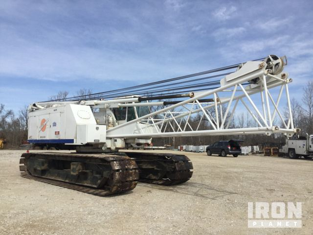 Detail photo of 1992 Manitowoc M65W from Construction Equipment Guide