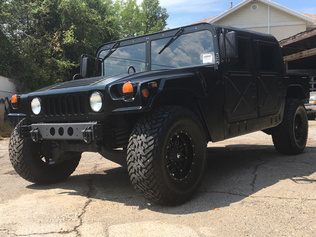 Humvees