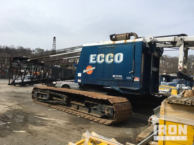 Detail photo of 1976 Manitowoc 4000W from Construction Equipment Guide
