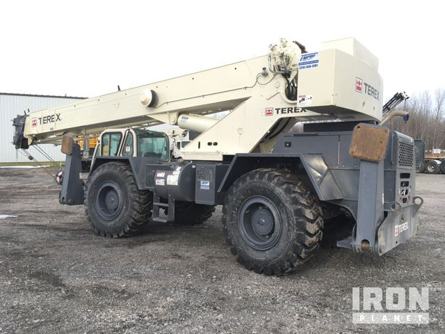 Detail photo of 2013 Terex CD-225-2 from Construction Equipment Guide