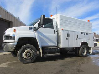 Trucks - Service/Utility