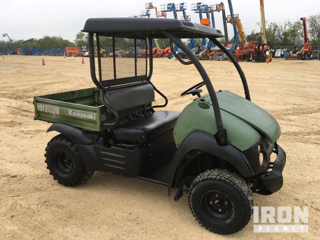 2013 kawasaki mule 610 4x4 for sale 11617399 from ironplanet 725 construction equipment guide. Black Bedroom Furniture Sets. Home Design Ideas