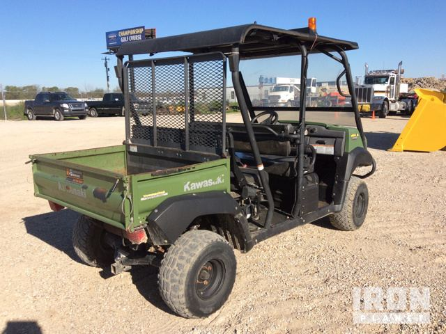 2013 kawasaki mule 4010 4x4 for sale 11617317 from ironplanet 725 construction equipment. Black Bedroom Furniture Sets. Home Design Ideas
