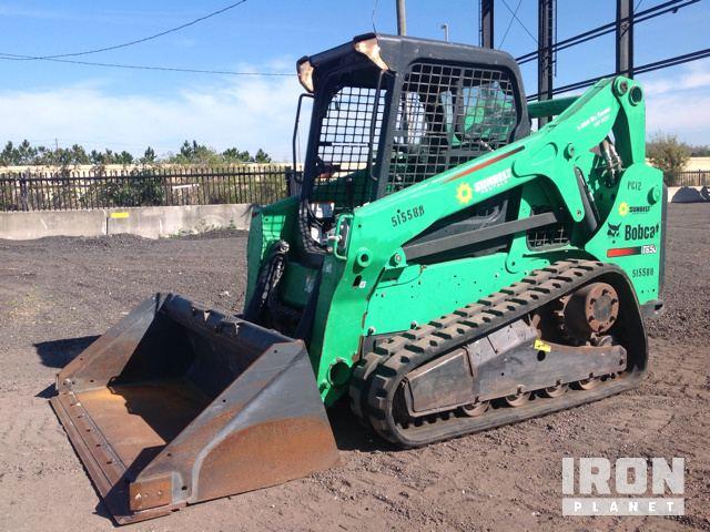 bobcat t compact track loader in orlando florida united 2013 bobcat t650 compact track loader