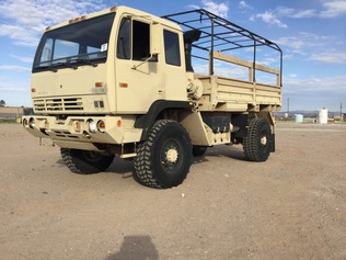 Trucks - LMTV