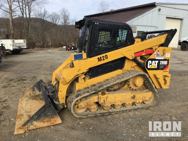 2014 cat 299d xhp compact track loader in ardara pennsylvania 2014 cat 299d xhp compact track loader publicscrutiny Image collections