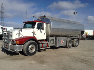 Trucks - Fuel / Lube