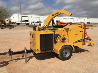 Chipping & Mulching Equipment