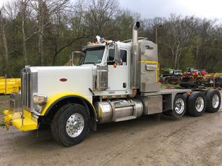 Trucks - Winch