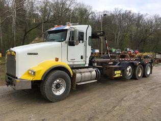 Trucks - Roll Off