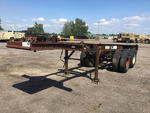 US ARMY Tank Automotive Command T/A Container Chassis