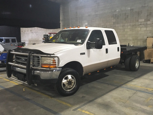 Trucks - Flatbed