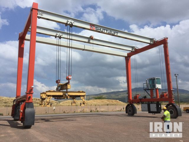 Detail photo of 2012 Shuttlelift ISL70B from Construction Equipment Guide