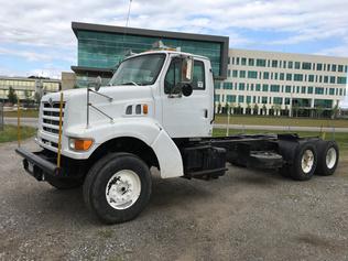 Trucks - Cab & Chassis