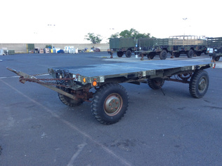 Trailers - Flatbed