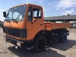 Mercedes 1017 4x2 Dump Truck