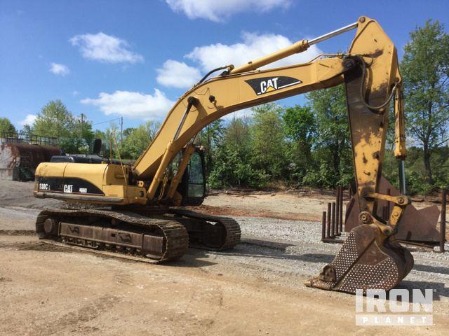 cat 320 excavator operating manual