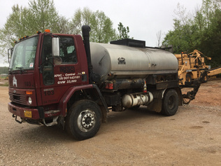 Trucks - Asphalt Distributor