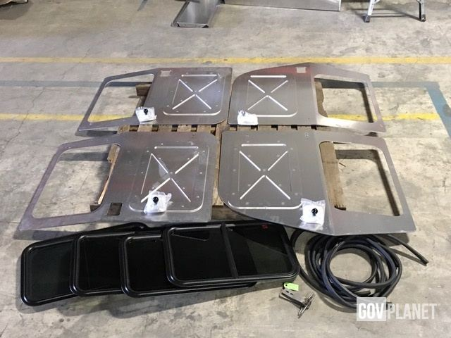 Surplus HMMWV Humvee Hard Door Kit - New in Ogden Utah United States (GovPlanet Item #872842) & Surplus HMMWV Humvee Hard Door Kit - New in Ogden Utah United ... Pezcame.Com