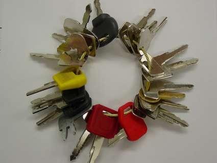 Equipment Key Sets