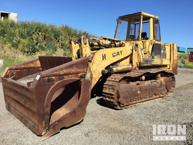 2004 cat 963c crawler loader in mount wolf pennsylvania united cat 973 crawler loader publicscrutiny Choice Image
