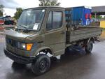 Mercedes-Benz 602D Cargo Truck
