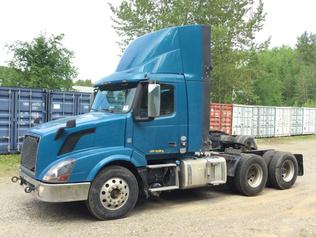 Truck Tractor Unit