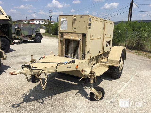 Surplus Fermont MEP007B 100kW Gen Set in Fort Sam Houston, Texas ...